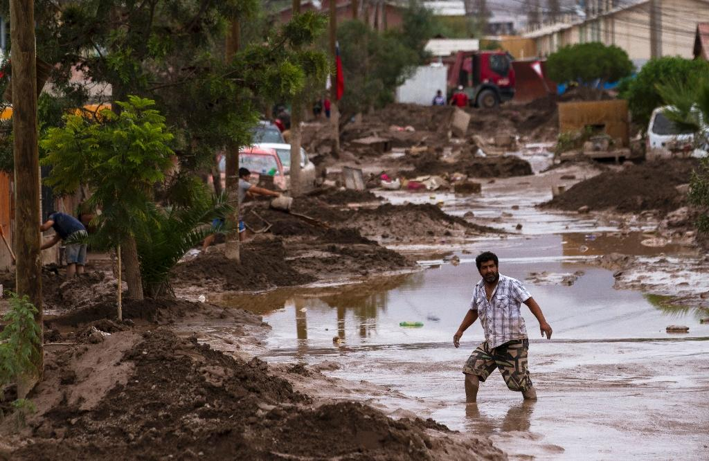 Death toll in Chile floods still likely to rise: official