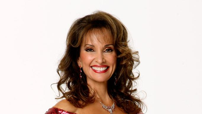 "As the most famous face in daytime television history, Susan Lucci competes in season 7 of ""Dancing with the Stars."""