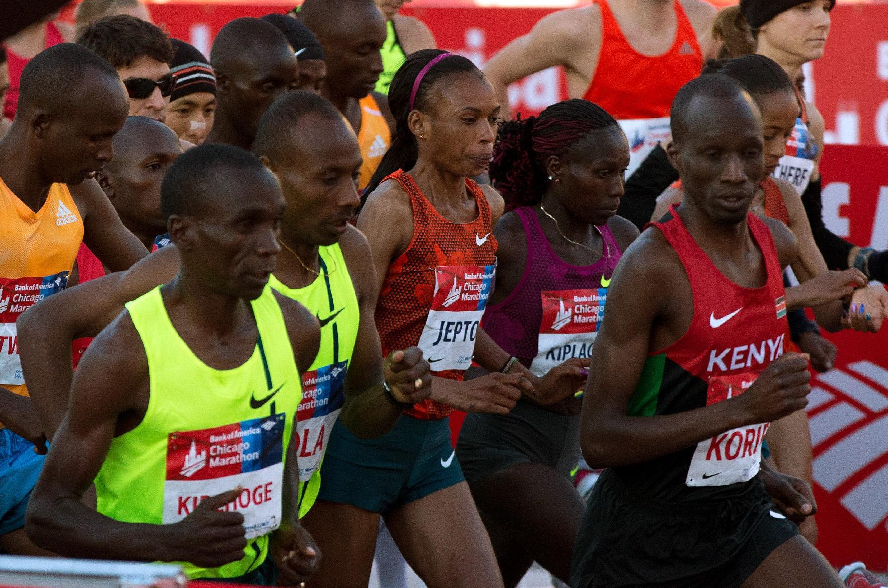 3-time Boston Marathon champ Jeptoo gets 2-year doping ban