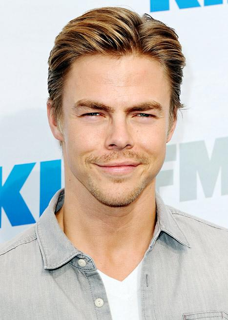 See Derek Hough as An Adorable, Chubby Baby!