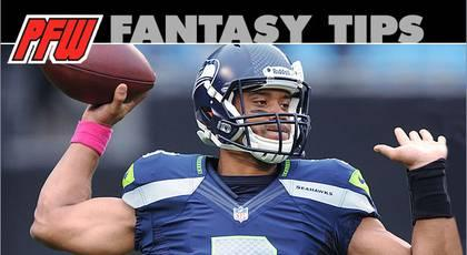 Week 10 fantasy tips: QBs