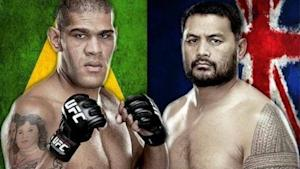 UFC Fight Night 33 Weigh-In Results
