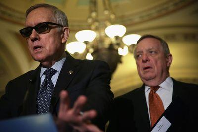 The conspiracy theory around Harry Reid's exercise accident, explained