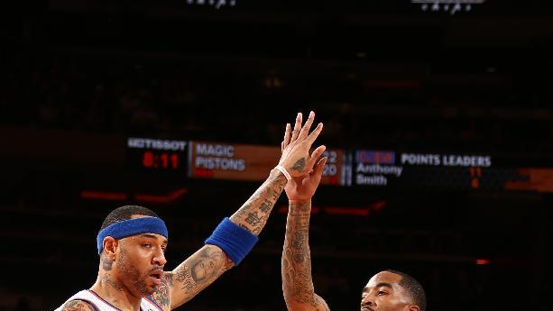 Knicks avenge blowout loss to Celtics with a rout