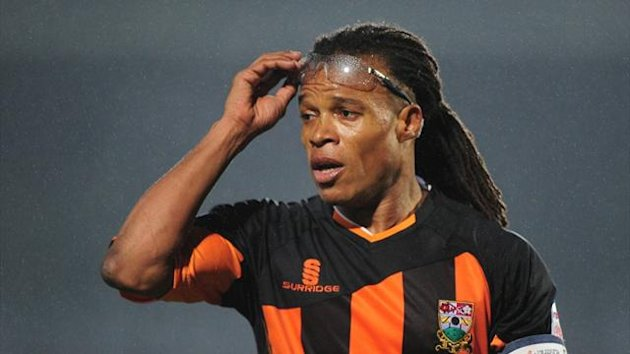 Barnet's player/coach Edgar Davids (PA Photos)