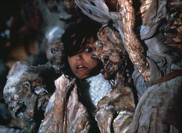 Karen Allen in Paramount Pictures' Raiders of the Lost Ark