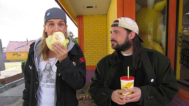 Kevin Smith Taking Another Bite Out of 'Clerks'?