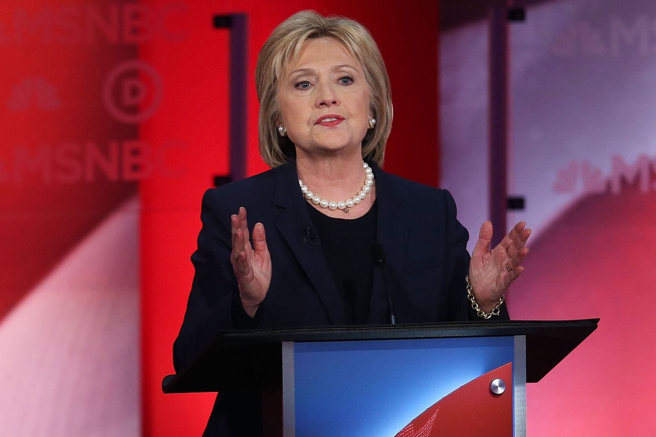 Hillary Clinton has finally found a good answer on her Iraq vote