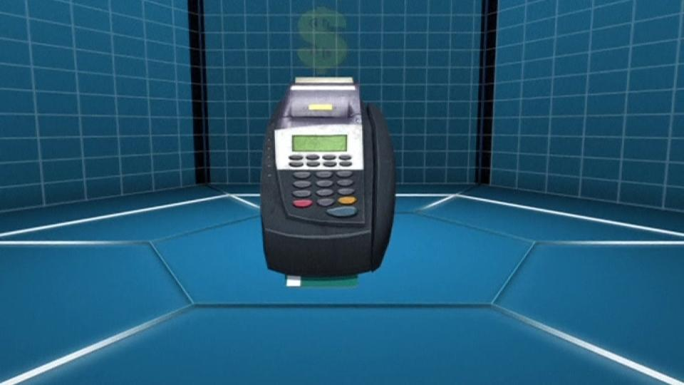 U.S. switching to chip-enabled credit cards