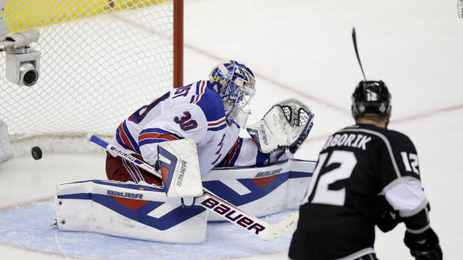 Rangers head home trailing 2-0 in finals