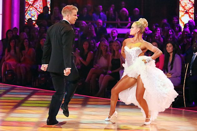 Sean Lowe and Peta Murgatroyd (5/6/13)