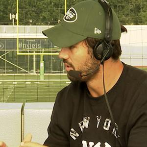 Eric Decker joins Boomer and Carton