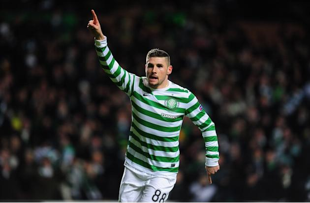 Gary Hooper - Celtic to Norwich