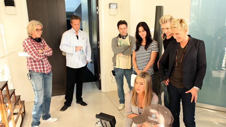 """The Ellen DeGeneres Show"" - Behind the Scenes"