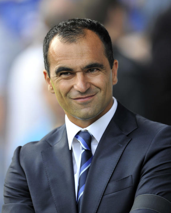 Soccer - Roberto Martinez Filer