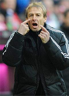 The U.S. coveted Klinsmann for many years