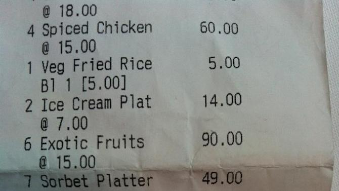 Did Olympic Officials Really Have a $69,469 Lunch in London?