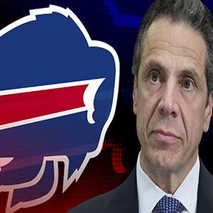 Cuomo: `Impractical' for Bills to Play Jets Sund