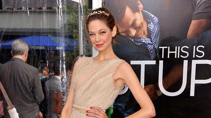 Crazy Stupid Love 2011 NY Premiere Analeigh Tipton