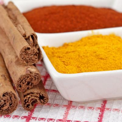 Ginger, Turmeric, Cocoa, Cayenne, and Cinnamon for Your Blood