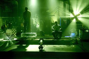 A scene from Lionsgate Films' Saw IV
