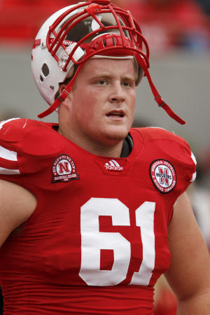 Nebraska loses OL Spencer Long, likely for year