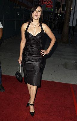 Jennifer Tilly at the LA premiere of New Line's Freddy vs. Jason