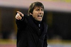 Conte wants to see Juventus 'foaming at the mouth'