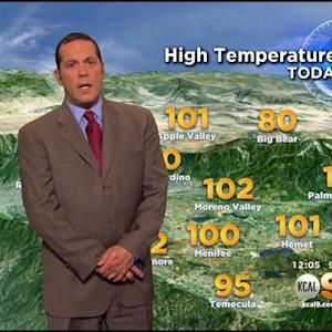 Josh Rubenstein's Weather Forecast (July 31)