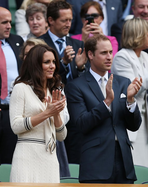Kate Will Wimbledon