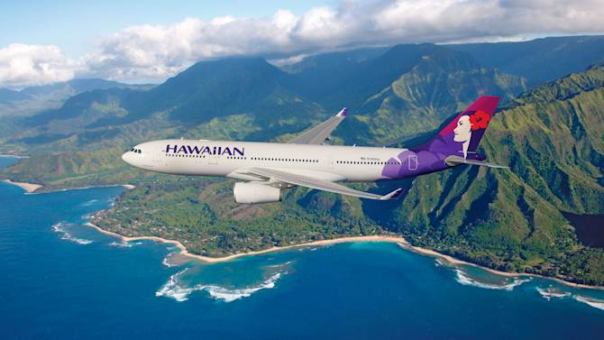 Hawaiian Airlines 1Q net income jumps to $7.3M