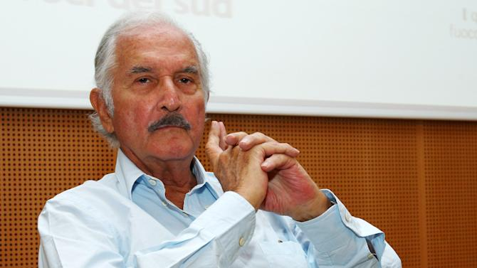 FILE: Latin American Writer Carlos Fuentes Dead At 83