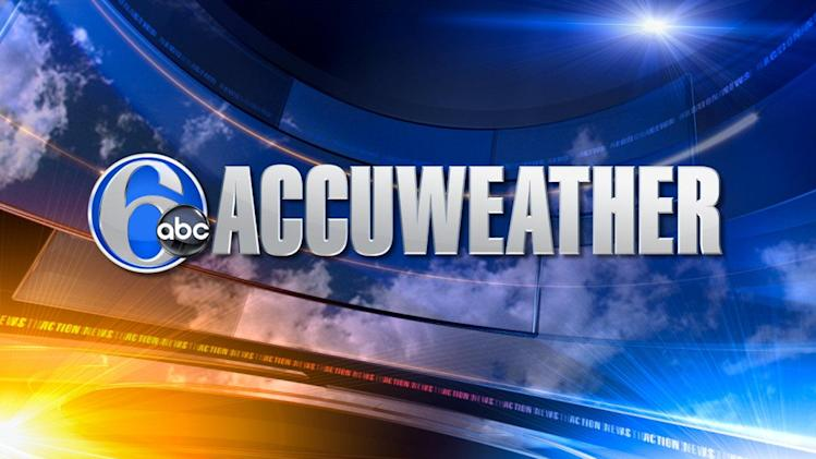 AccuWeather: Very warm today, very cold tonight