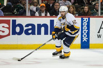 Mike Fisher ends Nashville's scoring drought at three games