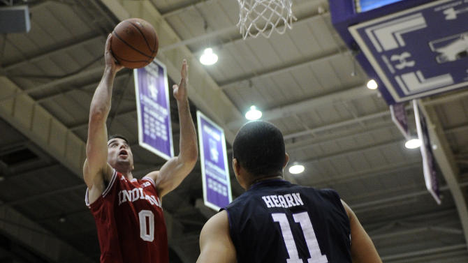 NCAA Basketball: Indiana at Northwestern