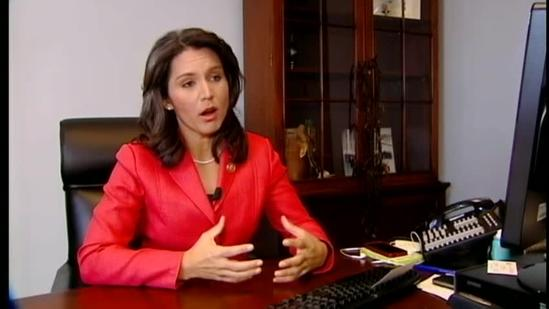 Tulsi Gabbard talks sequestrian cuts and more
