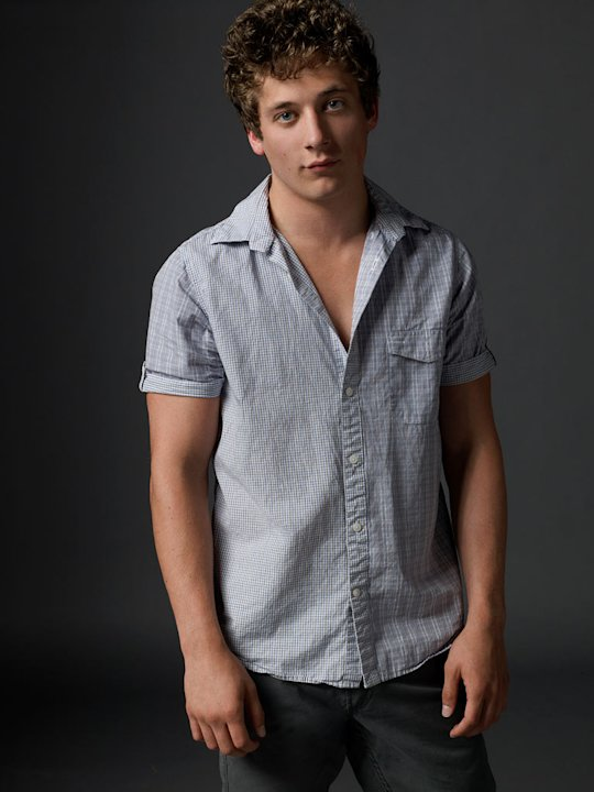 "Jeremy Allen White stars as Lip Gallagher in ""Shameless."""