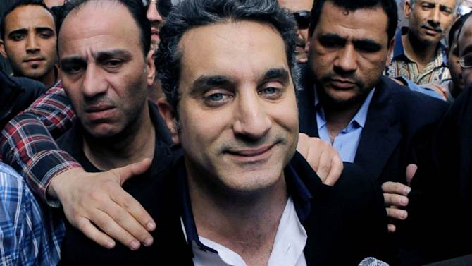 Bassem Youssef, Known as Egypt's Jon Stewart, on Satirizing Dangerously
