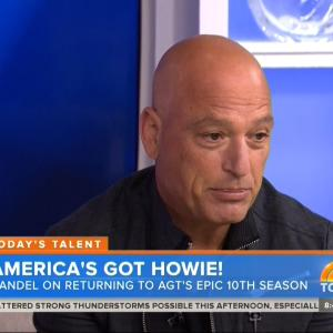 Howie Mandel Felt 'Betrayed' By 'America's Got Talent'