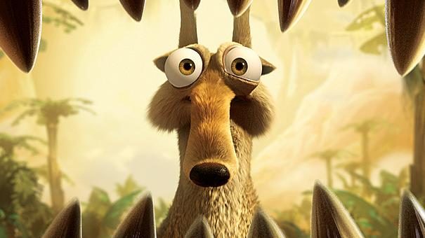 Ice Age 3 Dawn of the Dinosaurs humbnail