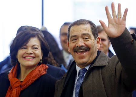 Chicago's Garcia has a chance in second-round mayor's race