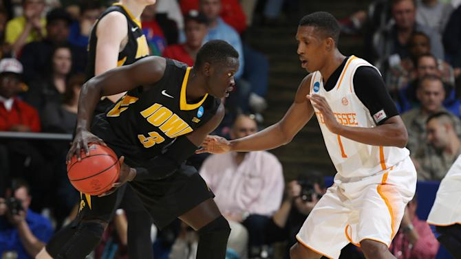 NCAA Basketball: NCAA Tournament-First Round-Iowa vs Tennessee