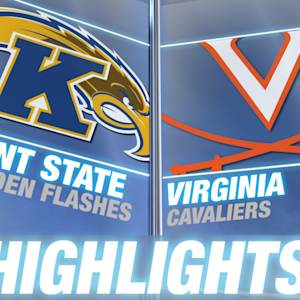 Kent State vs. Virginia | 2014 ACC Football Highlights