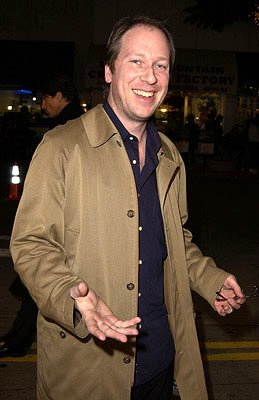 Rolfe Kent at the LA premiere of Miramax's Kate &amp; Leopold