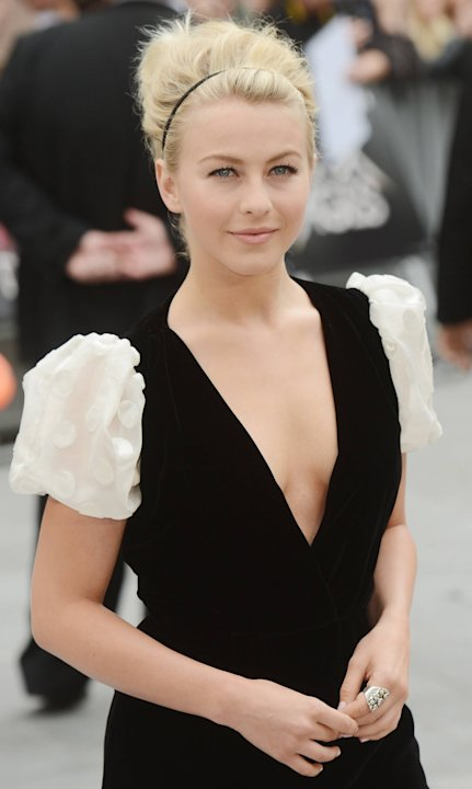 Julianne Hough at the premiere of Rock Of Ages at Odeon, Leicester Square, London, England- 10.06.12Credit: (Mandatory): WENN.com
