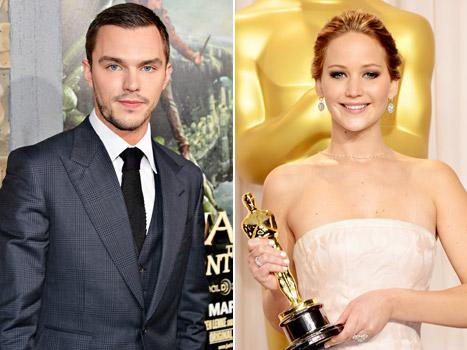 Jennifer Lawrence's Ex-Boyfriend Nicholas Hoult on Her Oscar Win: I'm Excited for Her!