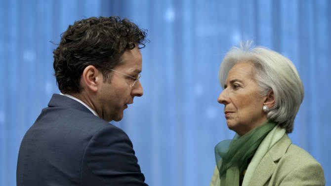 Cyprus secures $13 bn bailout from eurozone, IMF