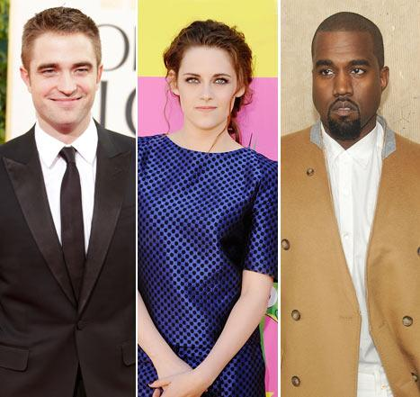 Kristen Stewart and Robert Pattinson Break Up; Kanye West Debuts New Music on Saturday Night Live: Top Stories From the Weekend