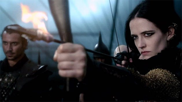 300: Rise of an Empire' Trailer: Lena Headey and Eva Green Bring