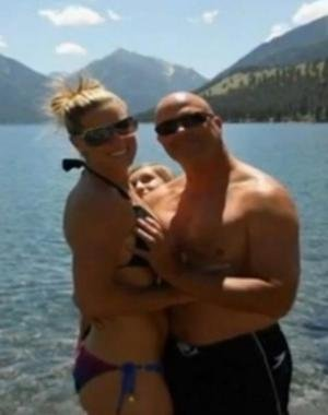 A girls' basketball coach from Idaho was fired over this photo -- Facebook